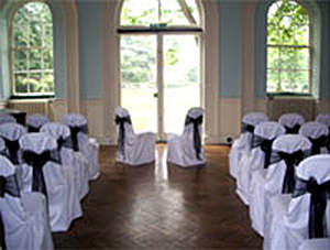 Civil Wedding Ceremony at Pitzhanger Manor House, Walpole Park, Ealing, West London