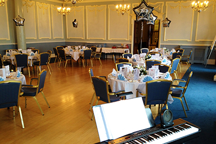 Wedding Breakfast at Hydro Hotel, Eastbourne, East Sussex