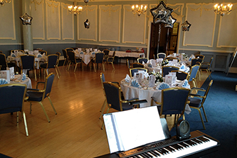 East Sussex Wedding Venue - Hydro Hotel, Eastbourne, East Sussex