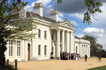 London Wedding Venue, Hylands House, Chelmsford, Essex